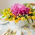 Vazo Çiçek Düzenleme