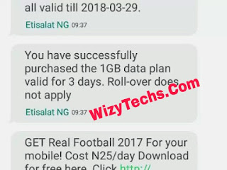 9Mobile 1GB for N200: How To Be Eligible To Activate It Always