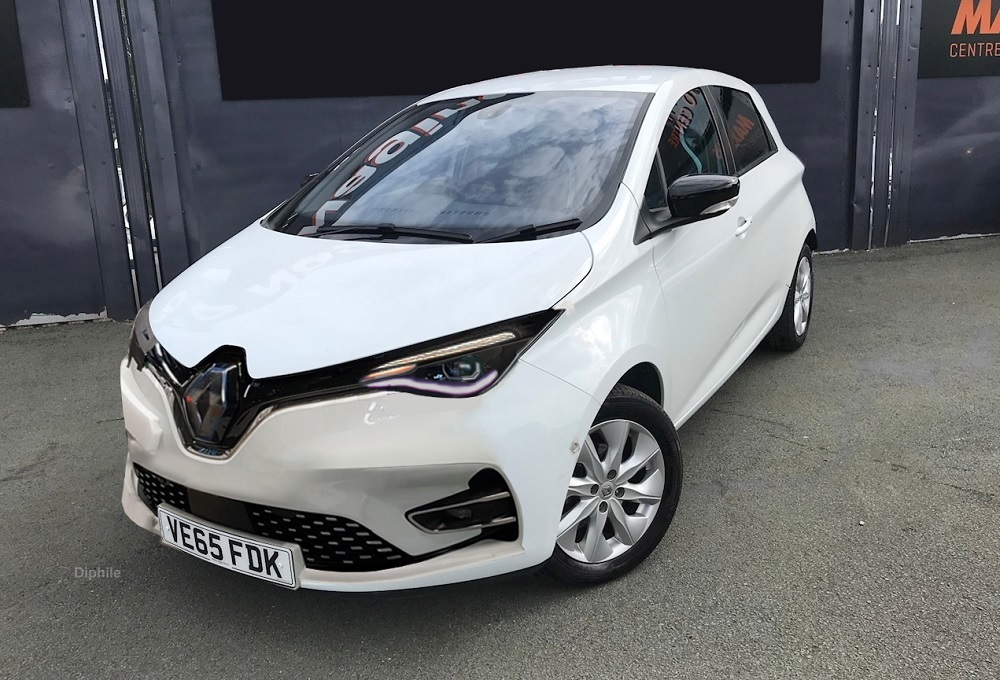 2019 - [Renault] ZOE 2 - Page 5 2029