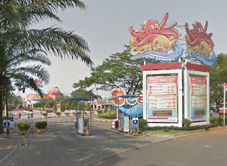 Cara ke Ocean Park BSD Tangerang