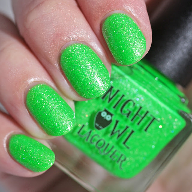 Night Owl Lacquer Acid Pops