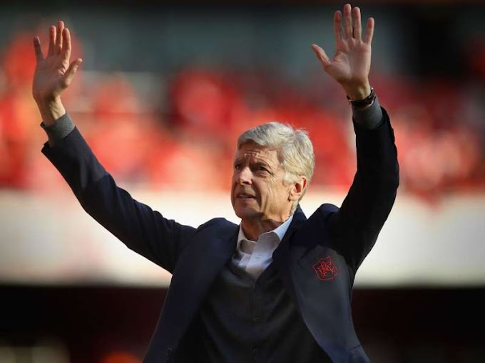 Wenger honoured at LMA Awards