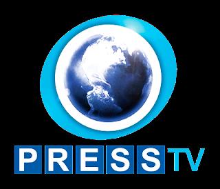 Press TV HD frequency on Hotbird