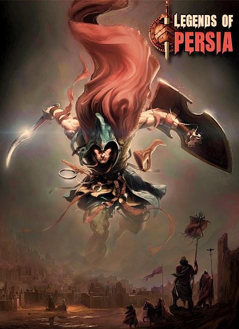 Cover Caratula Legends Of Persia Full PC Descargar