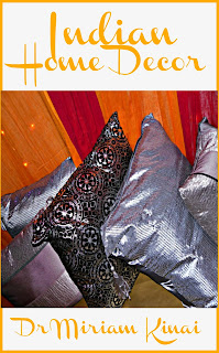 Indian Home Decor uses color pictures and clear explanations to teach you five key interior decorating ingredients so that you can choose home decor accents that are appropriate for an Indian home decoration theme.  This interior design book also contains practical examples showing you how to decorate a living room, bedroom and bathroom with an Indian home decor theme and make it five dimensional.