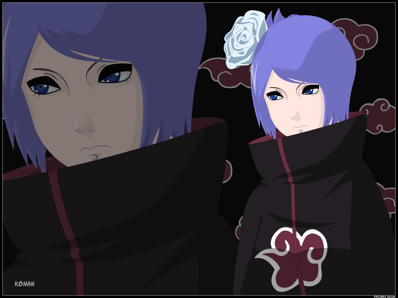 THE BEST NEW WALLPAPER COLLECTION: Konan Akatsuki ...