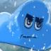 لعبة حرب السحب والثلج