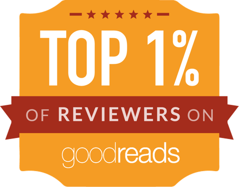 Top 1% Reviewers on Goodreads