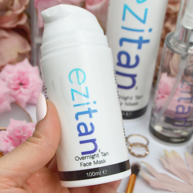 Ezi-tanning With Ezitan - Fake Tan Review, Lovelaughslipstick Blog