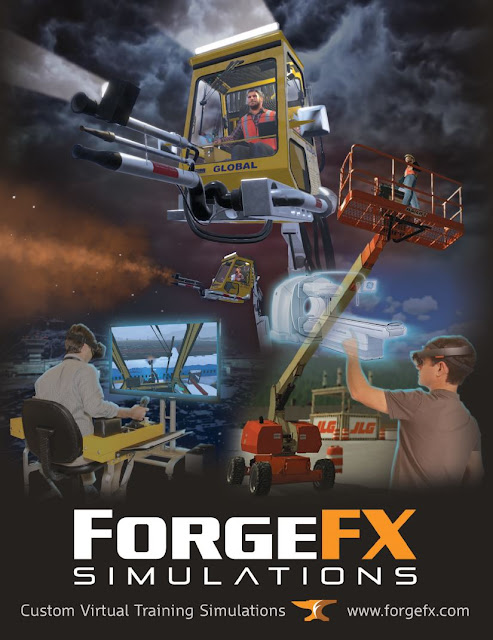 ForgeFX Simulations, Custom Virtual Training Simulations