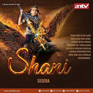 Pemain Shani ANTV