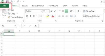 Cara Mengunci / Enkripsi File Microsoft Office dengan Password (Word, Excel, Power Point dll)