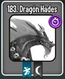 Dragón Hades en el libro de dragones