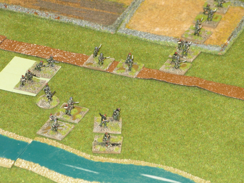 Jim S Wargames Workbench 15mm Spanish Civil War Game