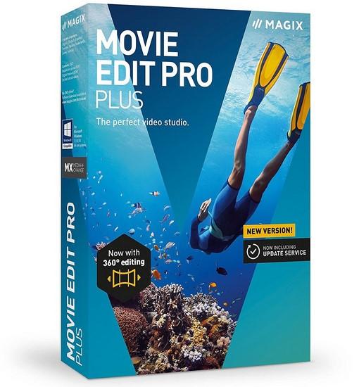 MAGIX Movie Edit Pro 2017 Plus 16.0.1.36(Inglés)(x64)