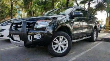 19TNEC723 Ford Ranger Wild Track Double cab pickup RHD 4WD for Malawi to Lilongwe