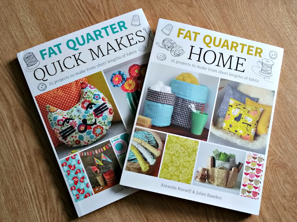 Fat Quarter Book Reviews
