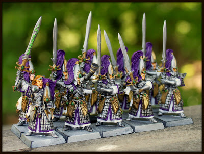 High Elf Swordmasters