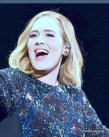 Lirik Don't You Remember Adele