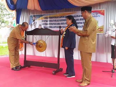 Pemkab Malra Canangkan Kampung KB Tingkat Kecamatan