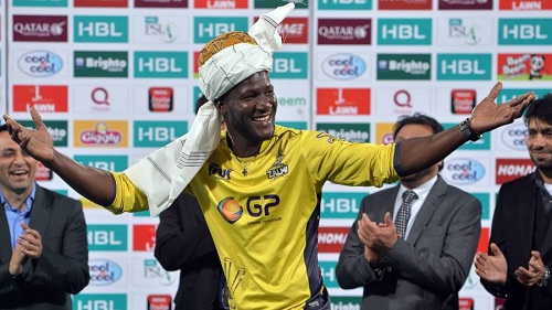 Peshawar Zalmi lifted PSL 2017 trophy