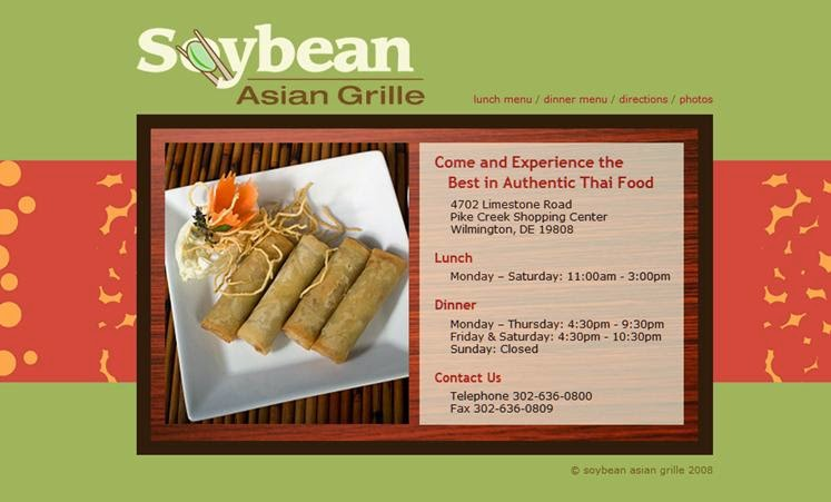 Soybean Asian Grille-go eat here