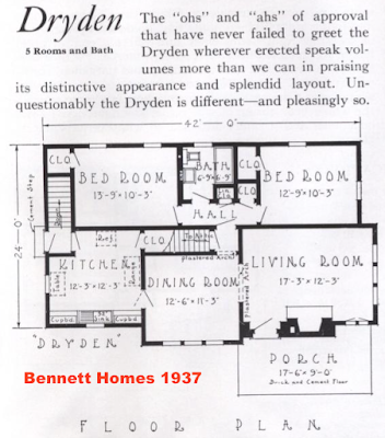 Bennett Homes Dryden Sears Lewiston lookalike