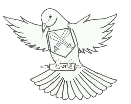 The Holy Ghost Electric Show Contoh Logo Burung Merpati