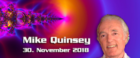 Mike Quinsey – 30. November 2018
