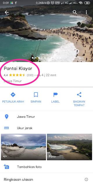 Cara Membuat Peta Offline di Google Maps Cara Membuat Peta Offline di Google Maps