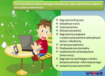 Obraz znaleziony dla: zagrożenia w sieci dla dzieci obrazy