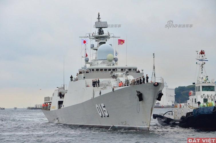 Hq 015 Tran Hung Dao Visits Some Asian Countries War Defence News