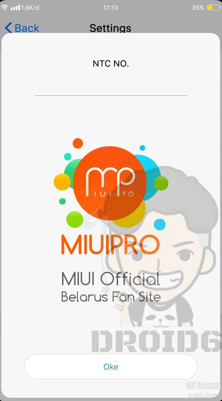 Download ROM Redmi 4A ROLEX MiuiPRO 9 2 Stable Android 7 1 2