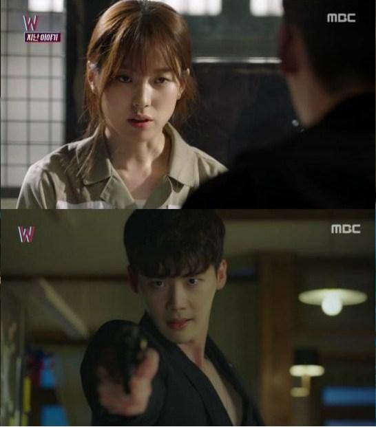 Sinopsis Drama Korea Terbaru : W episode 5 (2016)