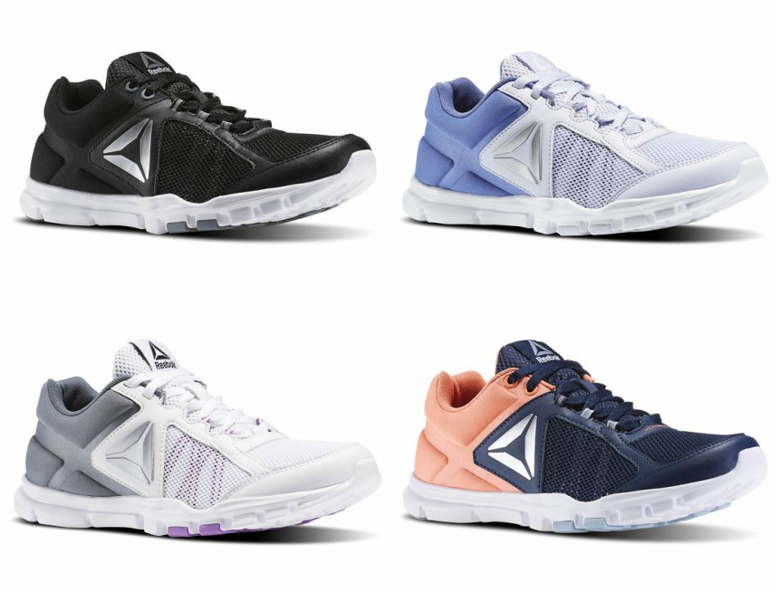 Reebok: Yourflex Trainette 9.0 Running Shoes only $24 (reg $60)!