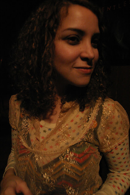 Photo of Gaby Moreno by Gregory J. Chamberlain