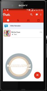 Download BBM Mod Path Talk Versi 2.13.1.14 Apk Gratis
