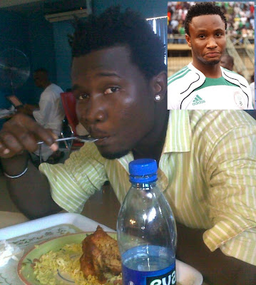 mikel obi dating white ladies