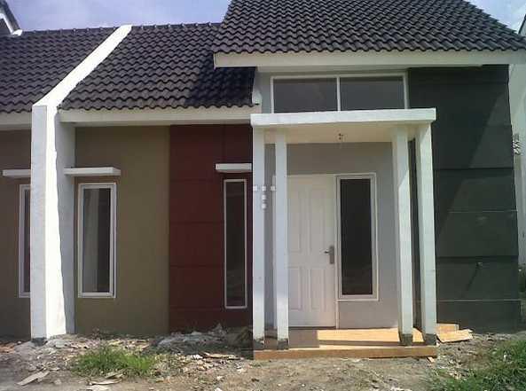 teras rumah type 36