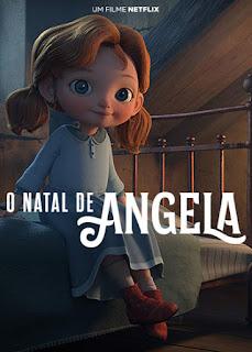 O Natal de Angela - HDRip Dual Áudio