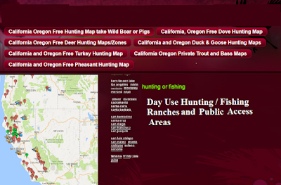 hunting and fishing clubs and private hunting ranches