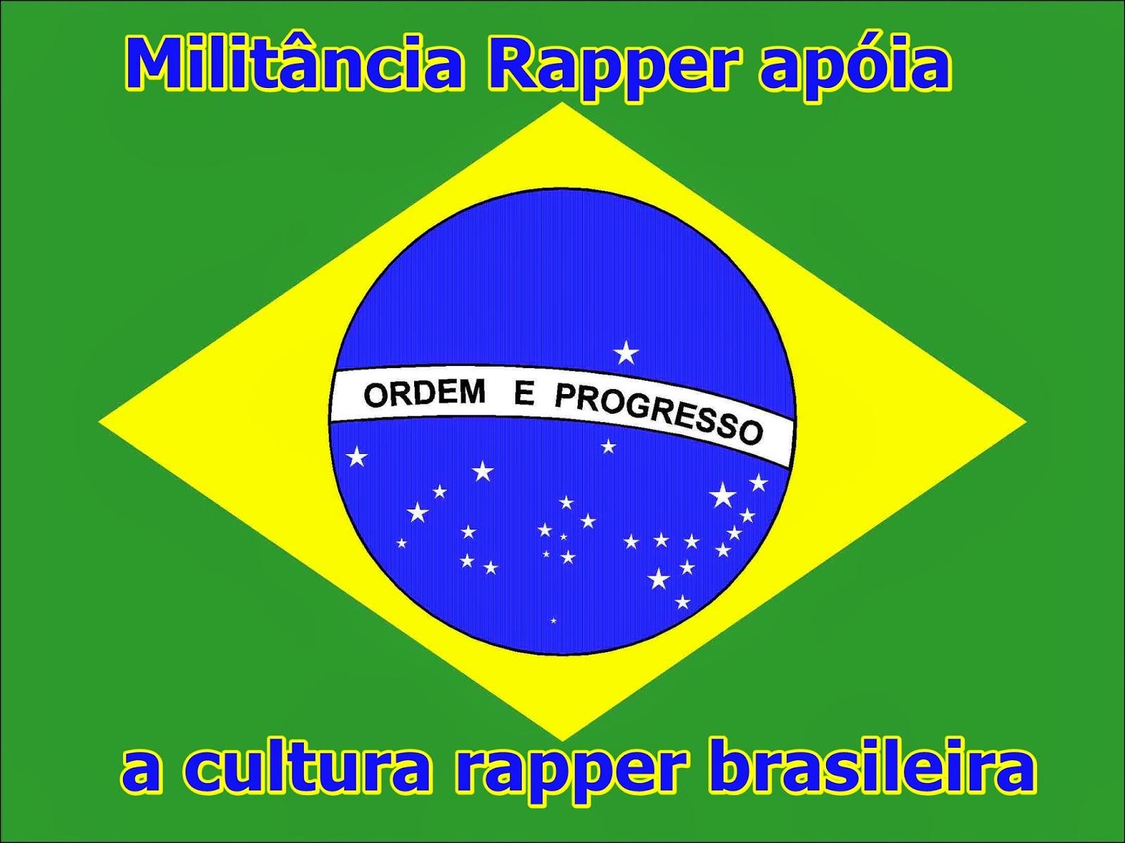 rap y hip hop brasileño