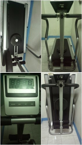 Jetstream 3-in-1 treadmill