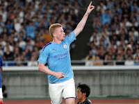 "De Bruyne: ""Maybe we can win the title with 85 points"""