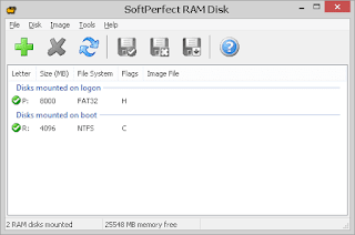SoftPerfect RAM Disk 4.0.6 Multilingual Full Version