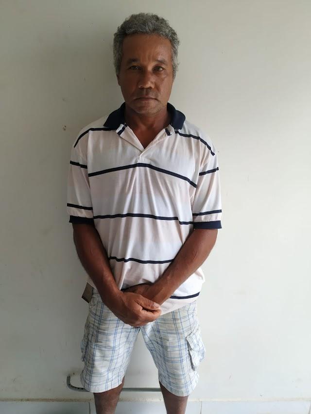 Foragido da Justiça paulista é capturado pela PC de Pau dos Ferros