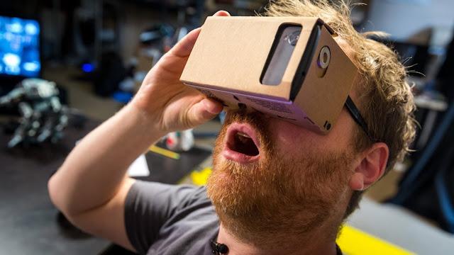 Kacamata Virtual Reality Terbaik Untuk Smartphone Di Bawah Lima Ratus Ribu