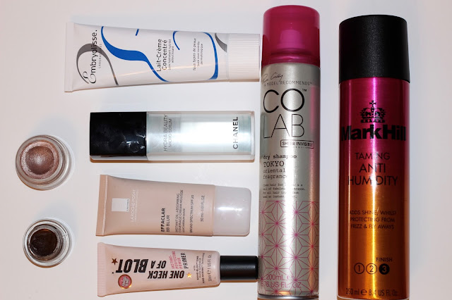 DECEMBER MAKEUP BEAUTY AND HAIR FAVOURITES