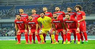 Syria vs Kuwait live Streaming Today 20-11-2018 International Friendlies