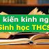 SÁNG KIẾN KINH NGHIỆM MÔN SINH HỌC THCS (Skkn sinh học 6, 7, 8, 9)